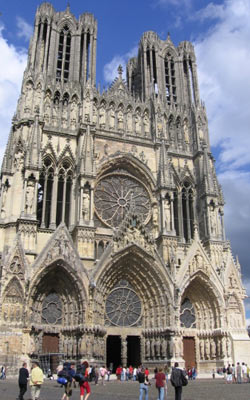 cathedrale reims