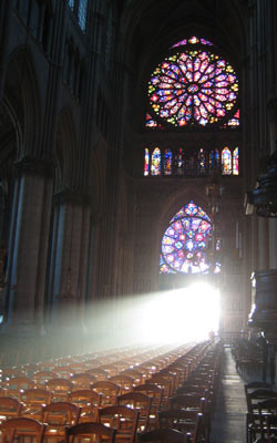 lumiere cathedrale